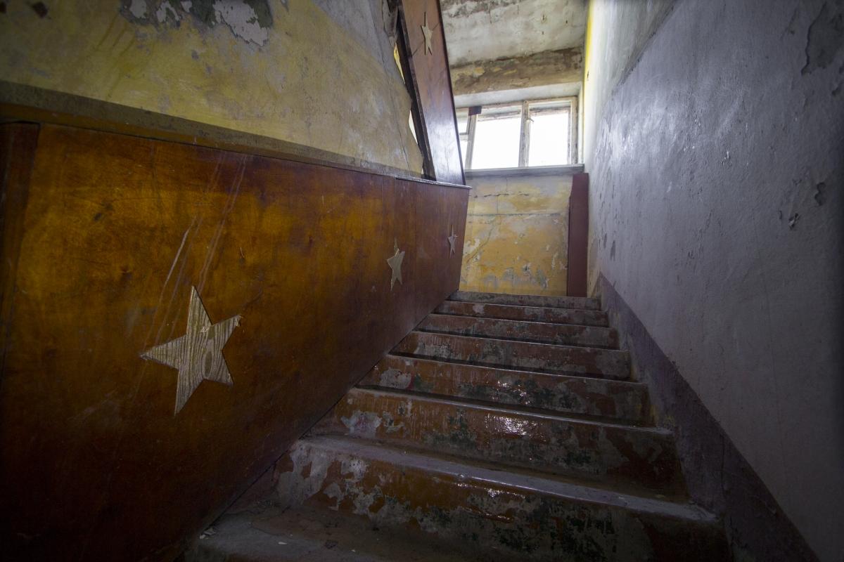 Klubo laiptai