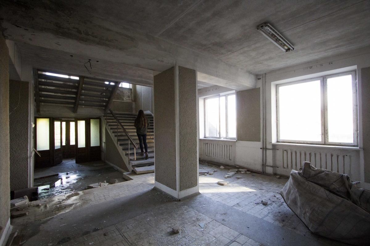 Pirmojo aukšto holas