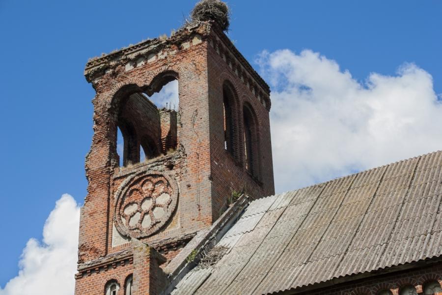 Bažnyčios varpinė