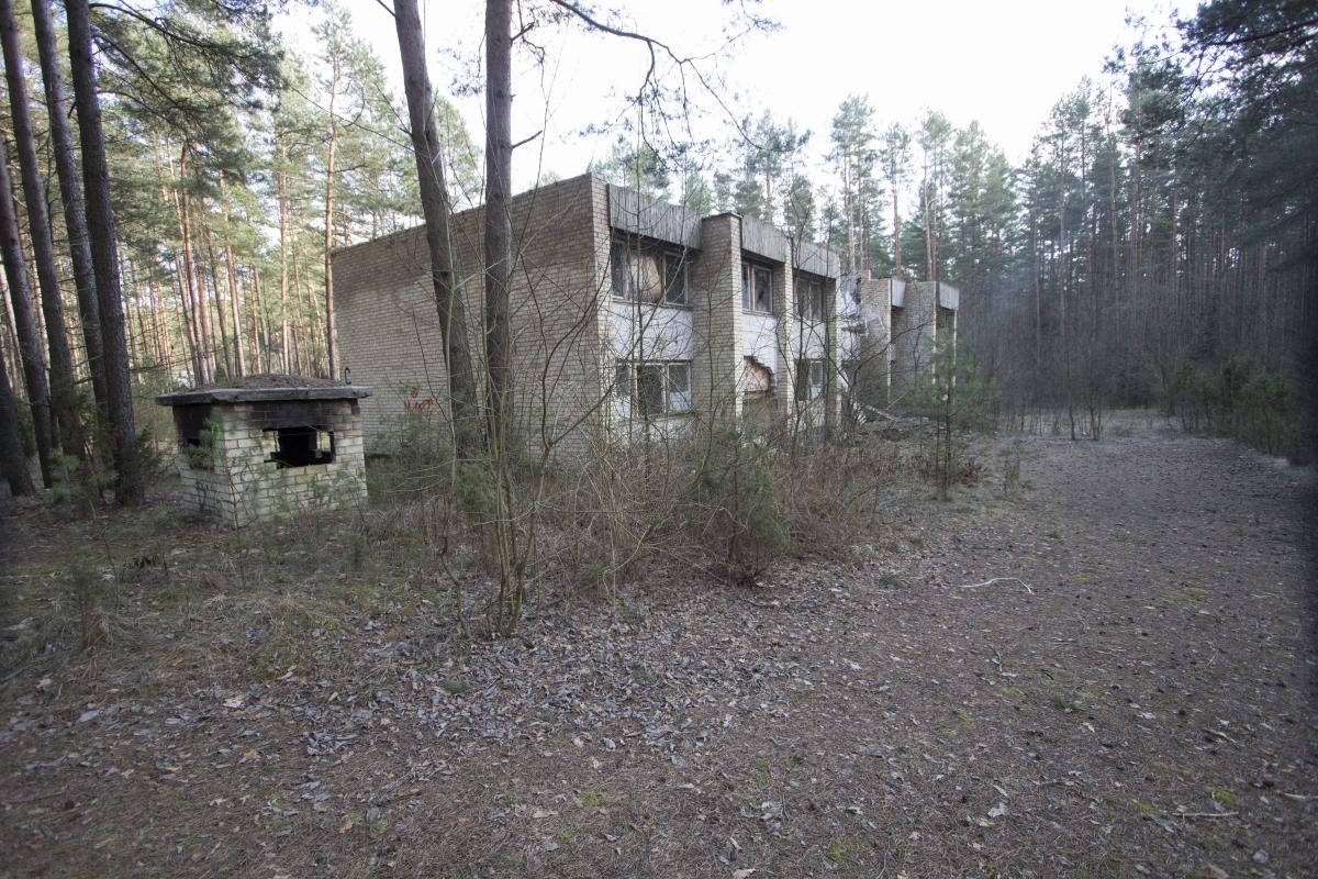 Dar vienas pastatas