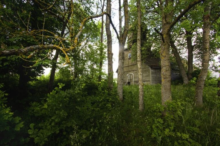 Sentikių cerkvė Lietuvoje