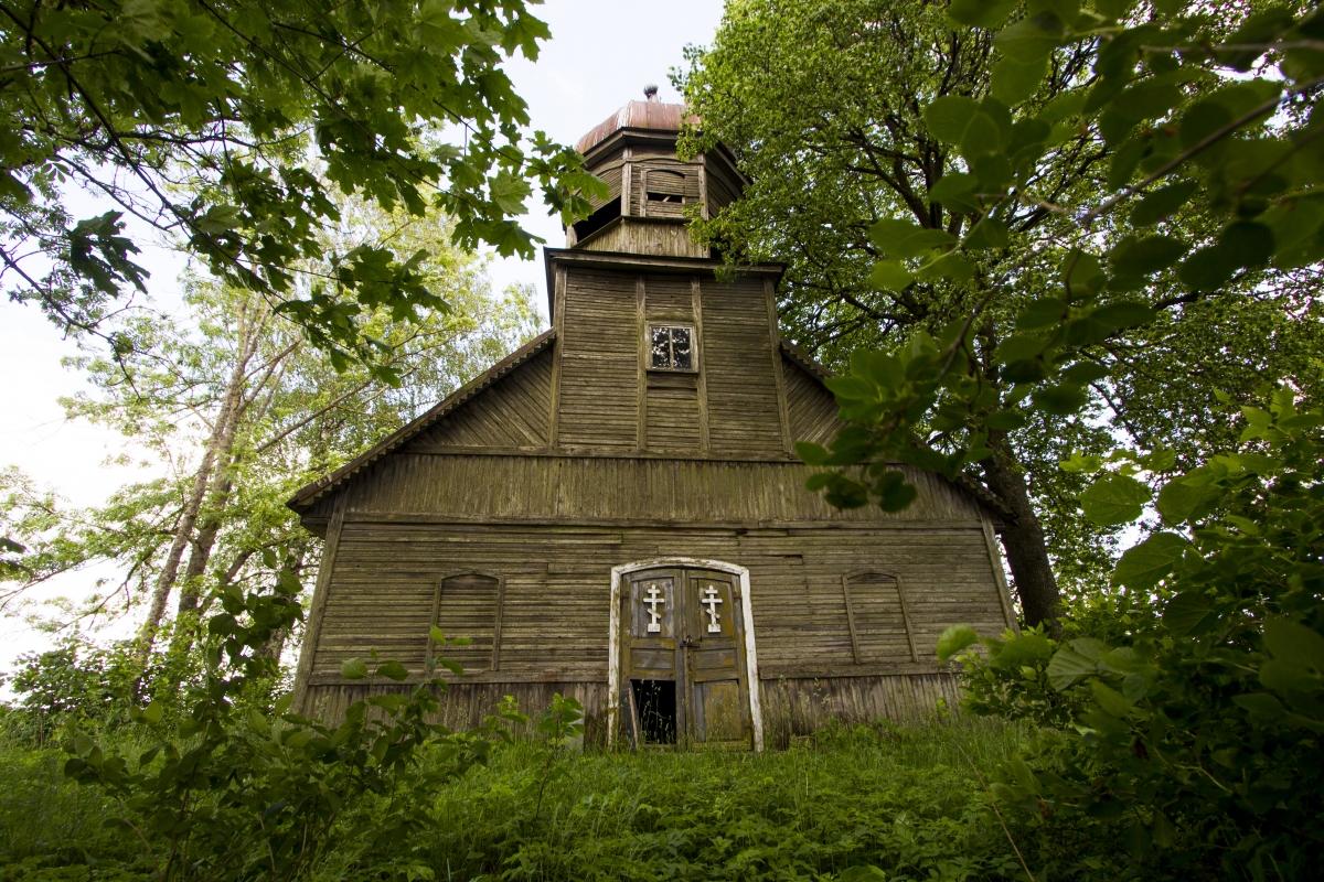 Sentikių cerkvė