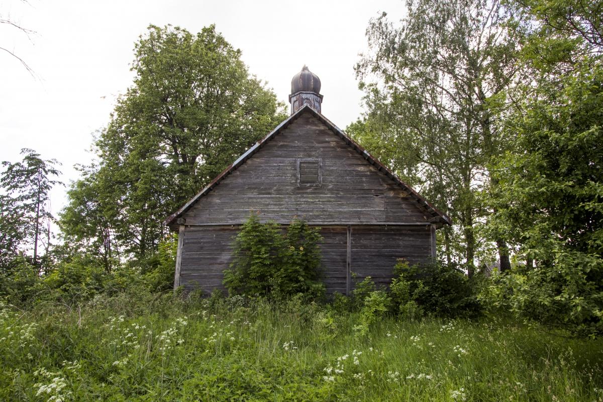 Apleista cerkvė