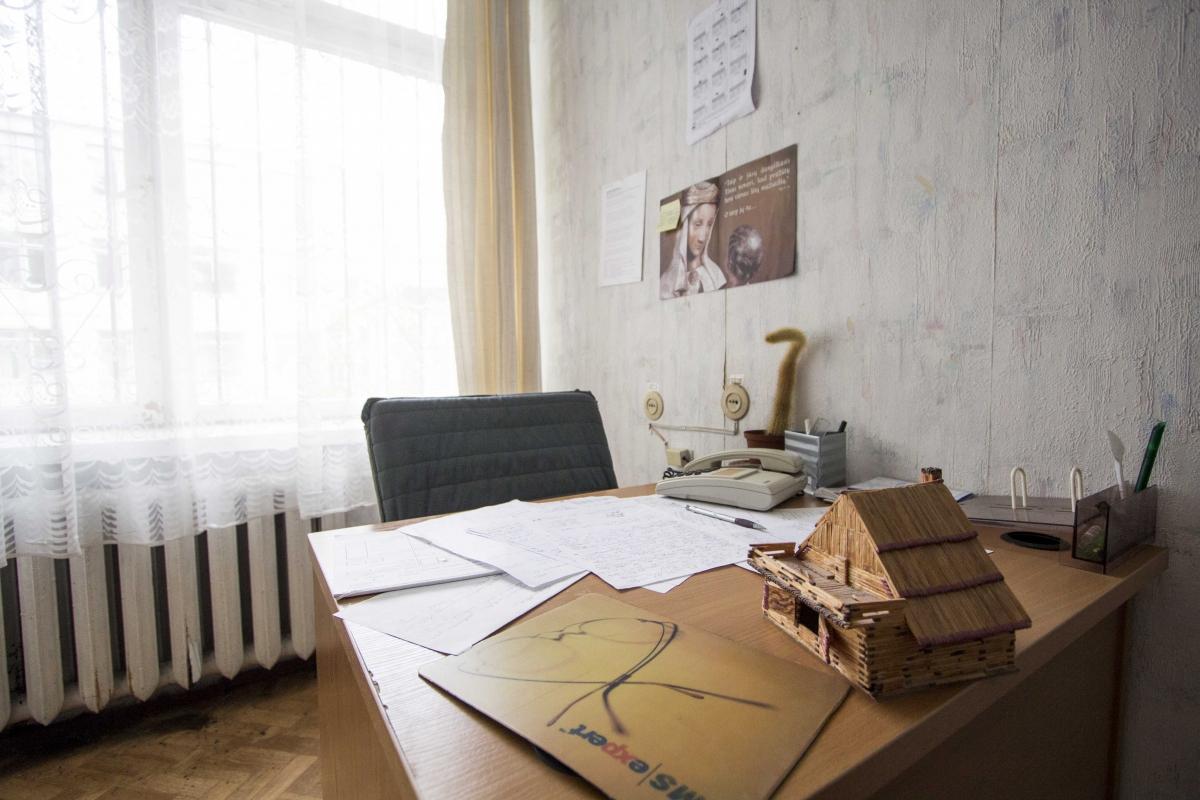 Direktoriaus stalas