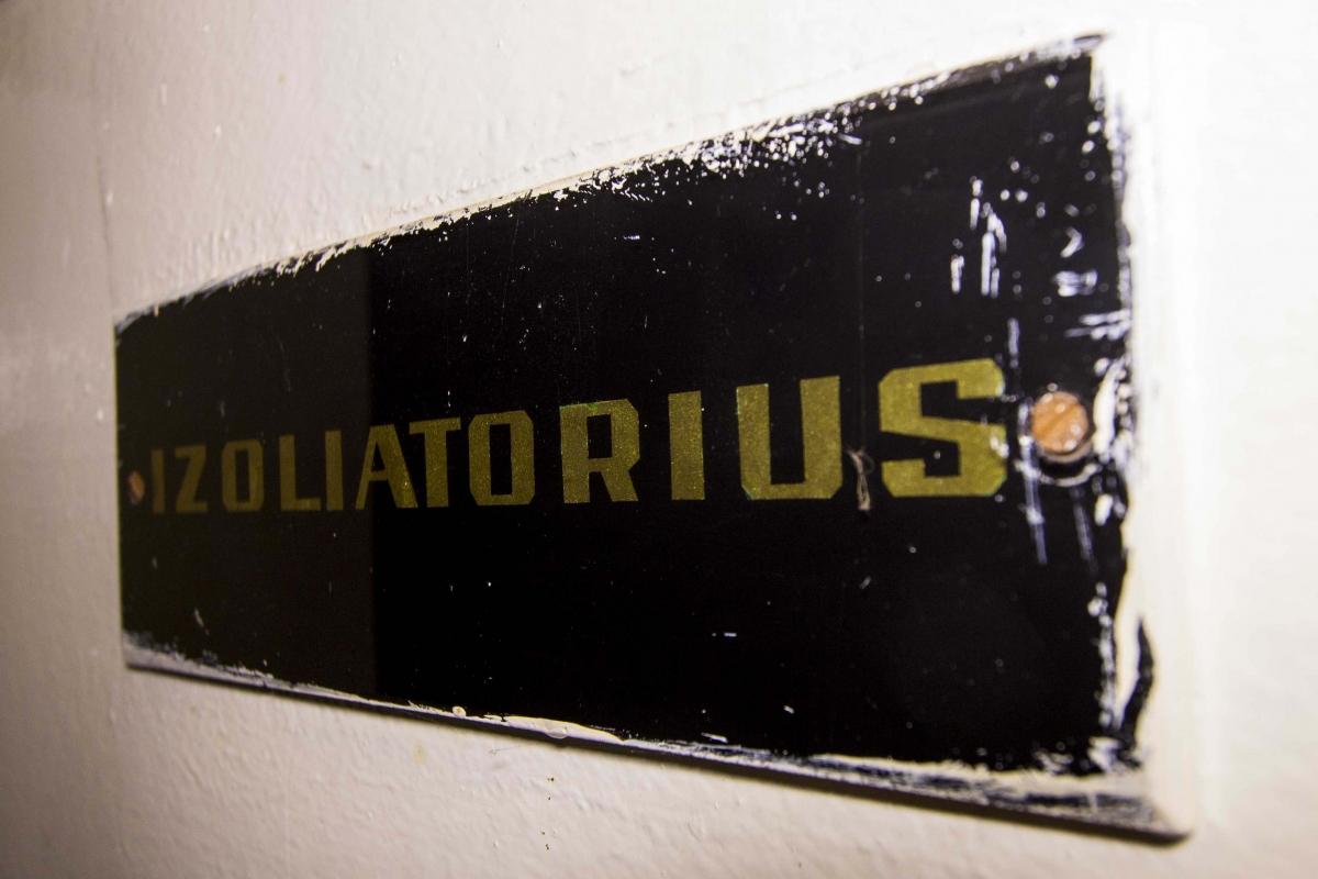 Izoliatorius
