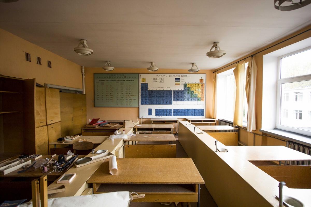 Chemijos klasė