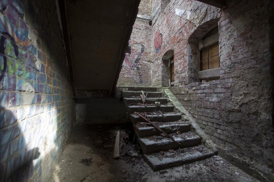 Pagrindiniai laiptai