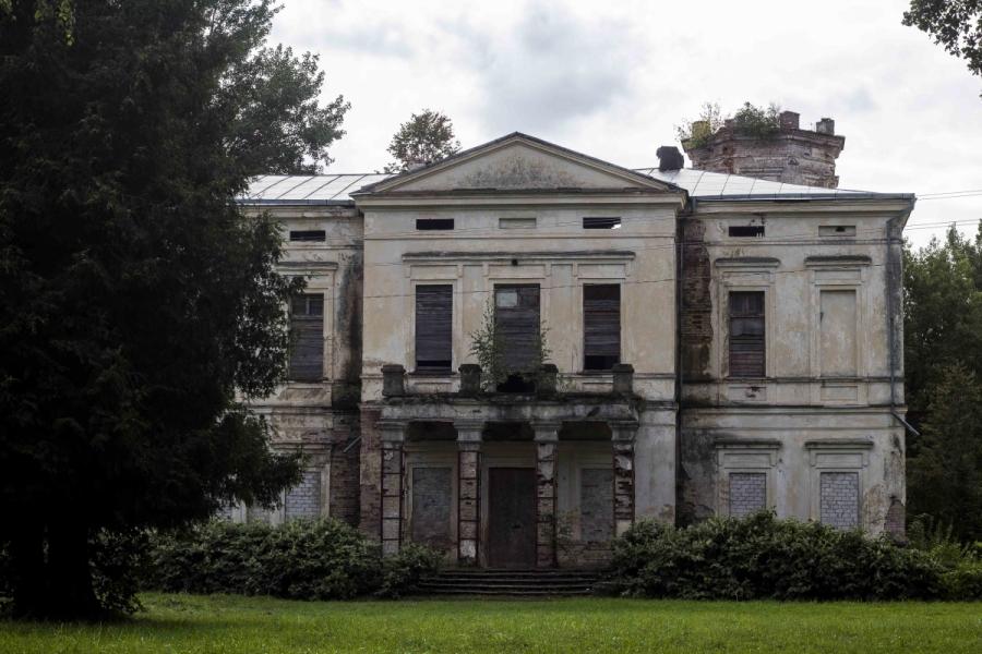 Dvaro fasadas