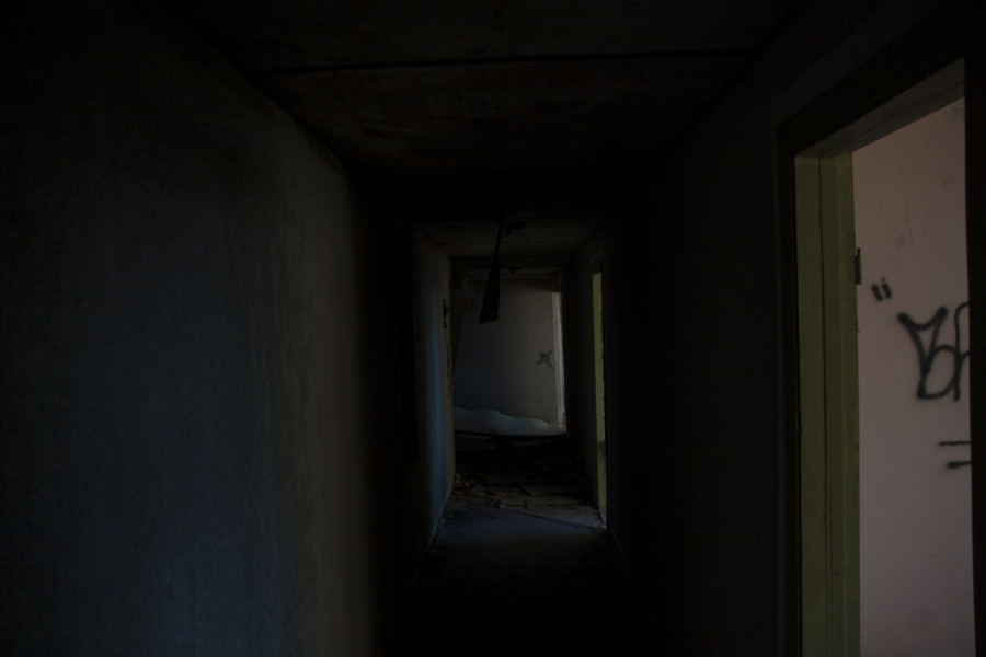 Dar vienas koridorius