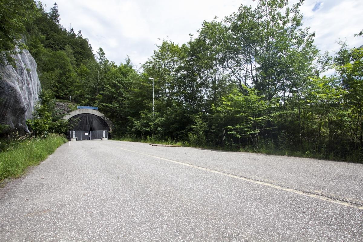Uždarytas tunelis