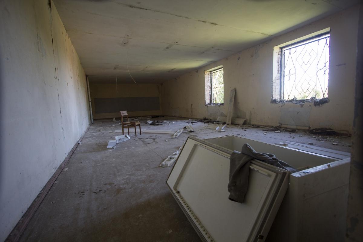 Tuščia patalpa