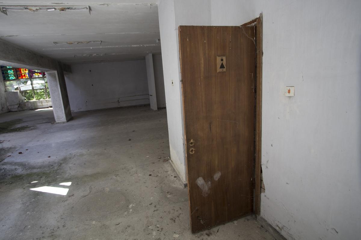 WC durys