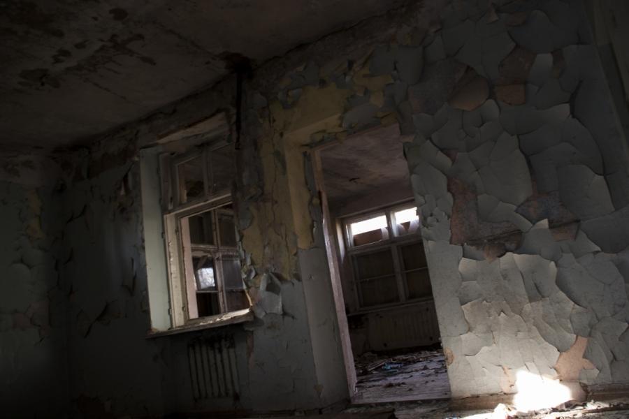 Antro aukšto patalpa