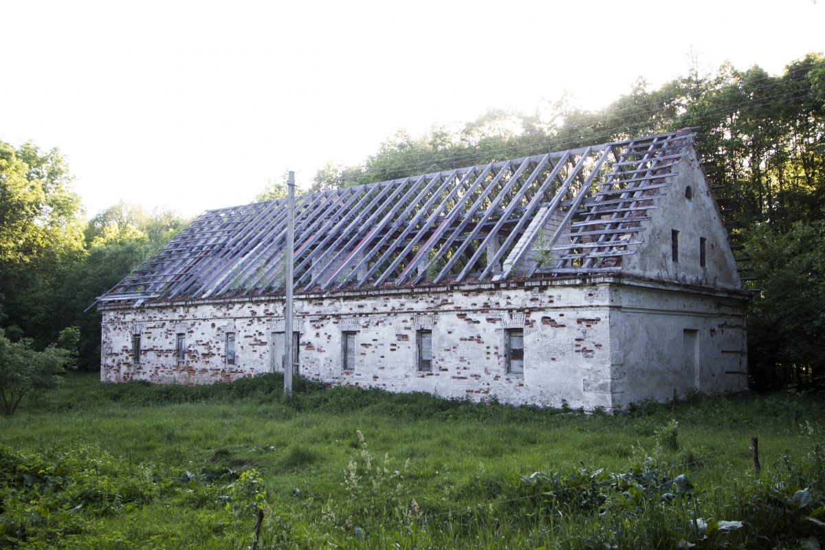 Dvaro pastatai