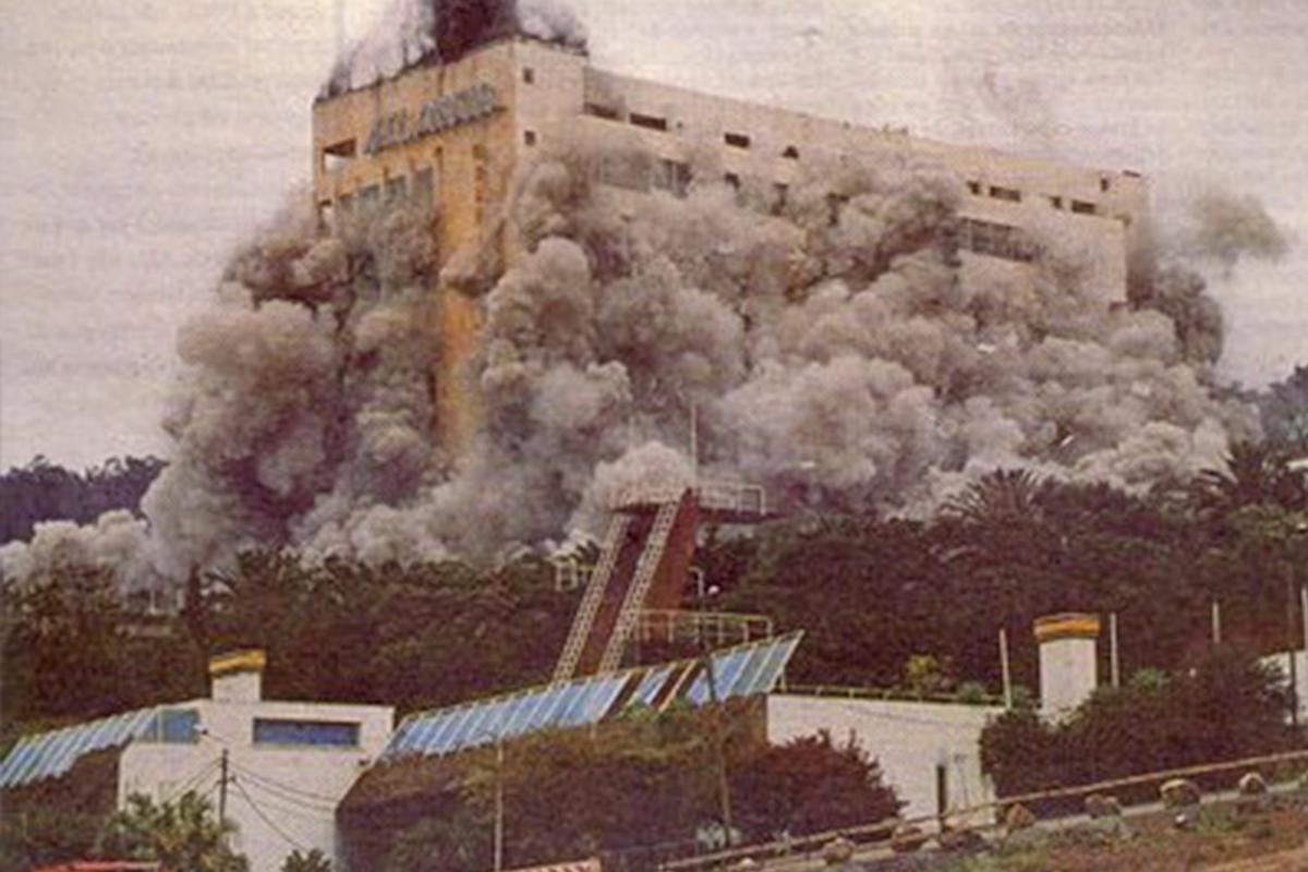 Baseino sprogdinimas