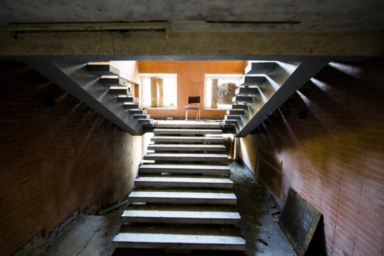 Aušveitos laiptai