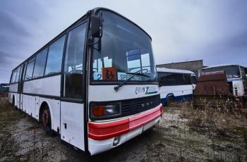 Senas autobusas