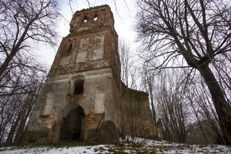 Mėrūniškio bažnyčia