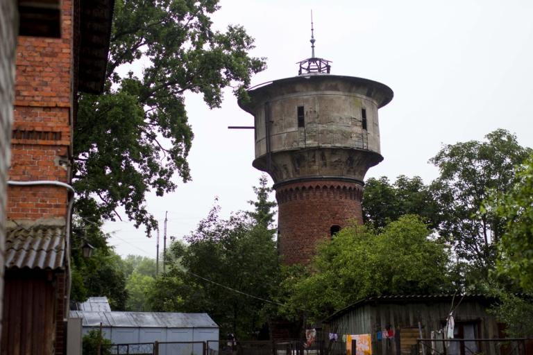 Bajorų vandens bokštas