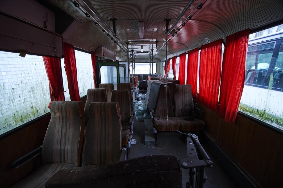 Autobuso vidus