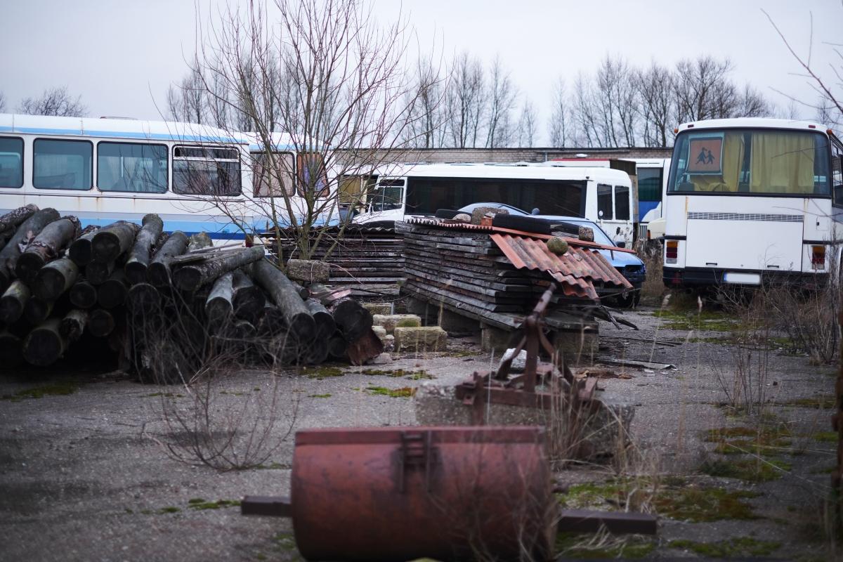 Dar daugiau autobusų