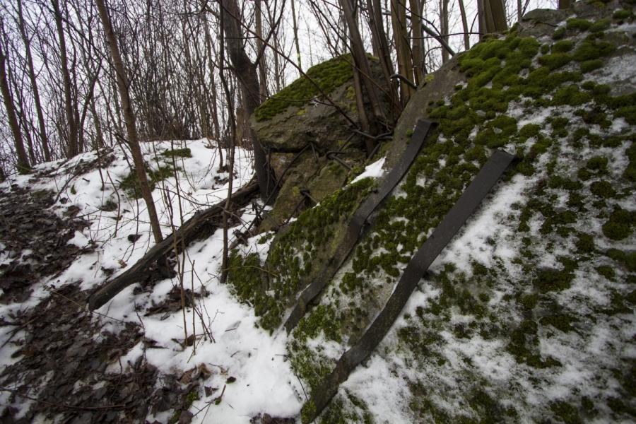 Bunkerio likučiai