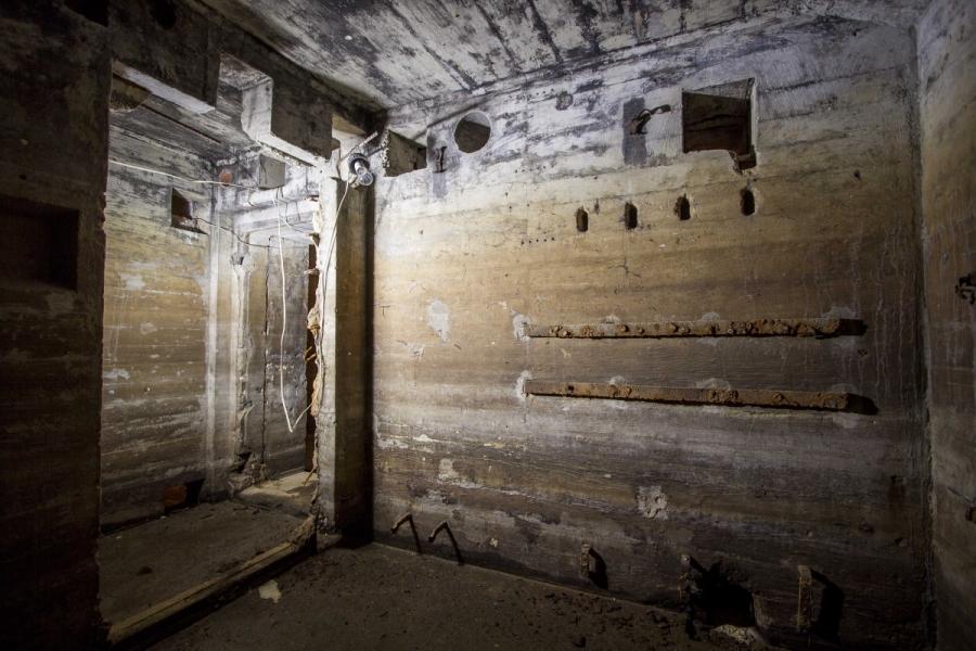 Bunkerio patalpos