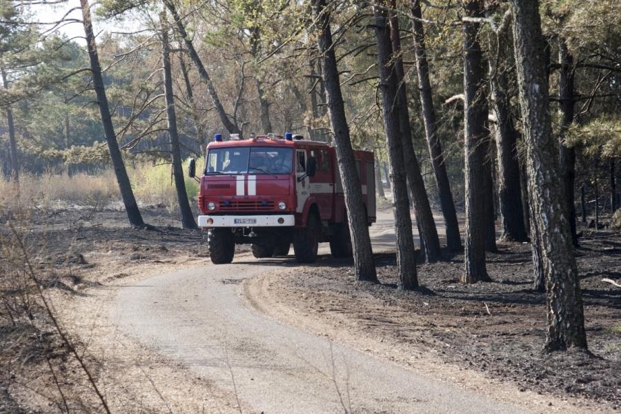 Ugniagesių autocisterna