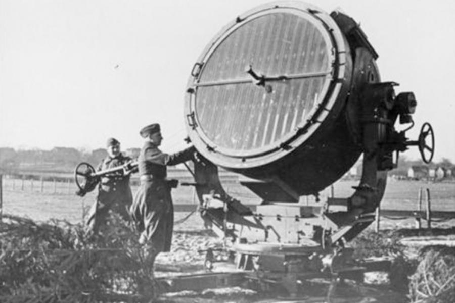 150cm skersmens prožektorius