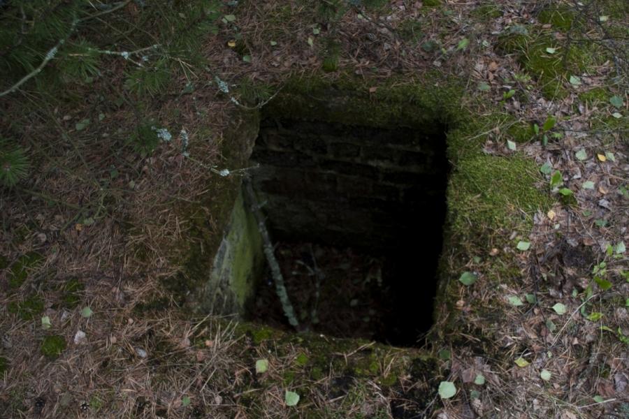 Pabūklo amunicijos slėptuvė 2
