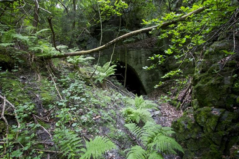Innlofjellet tunelis