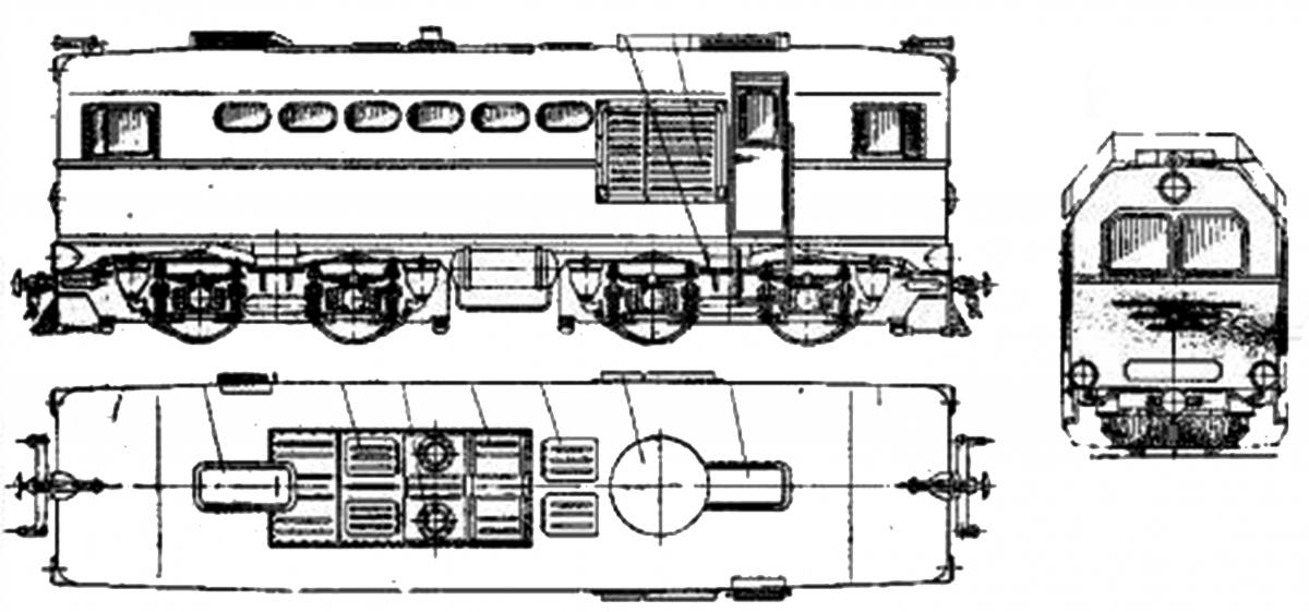 lokomotyvas