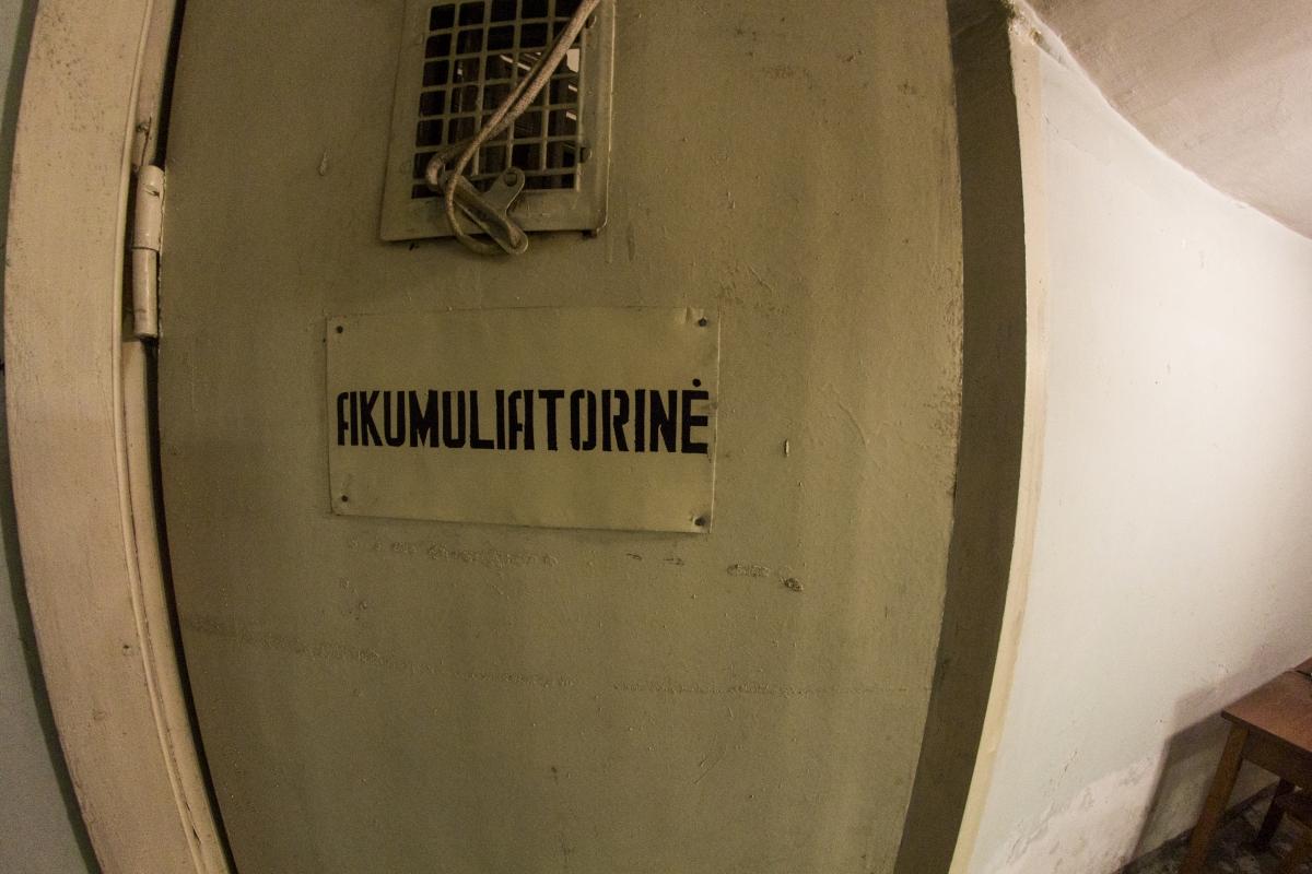 Akumuliatorinė