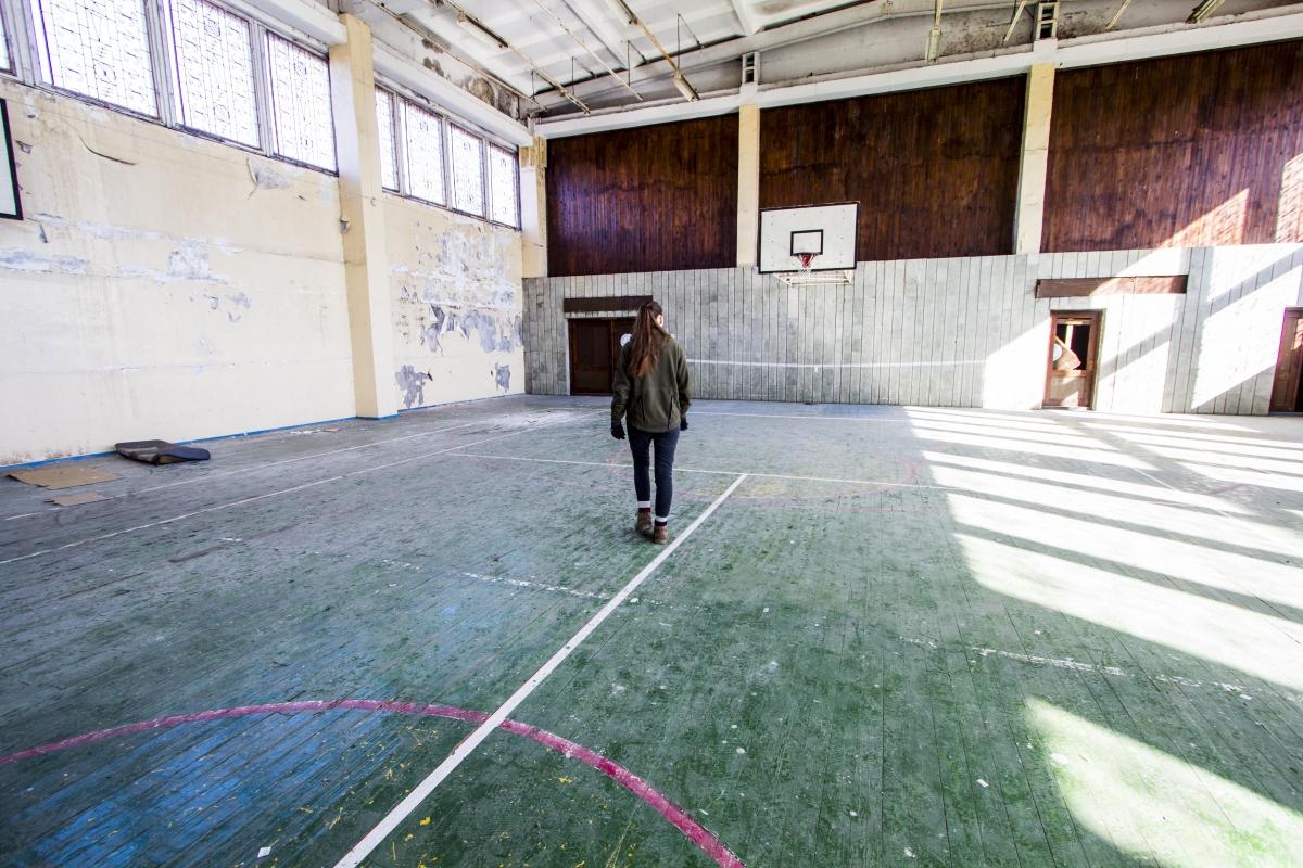 Sporto salė