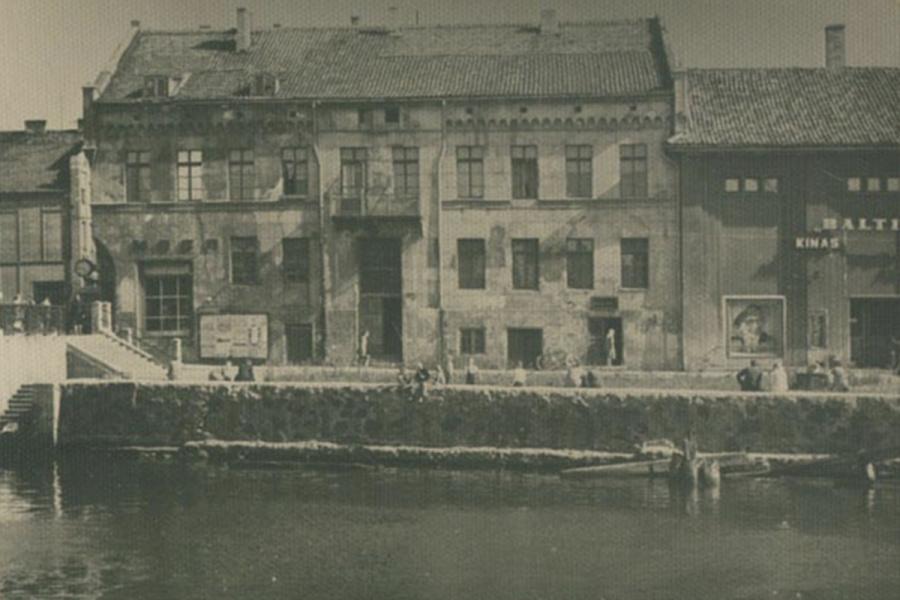 Senasis kino teatras