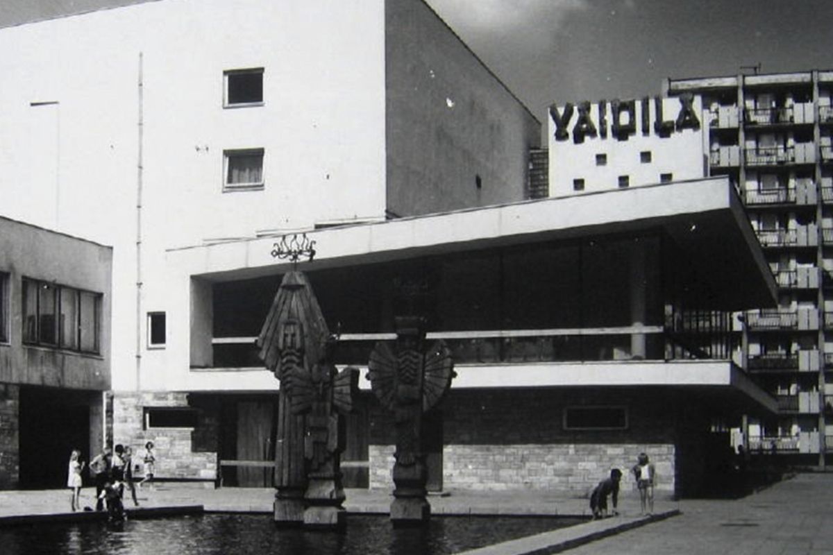 Kino teatras sovietmečiu