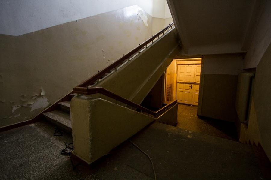 Šoniniai laiptai