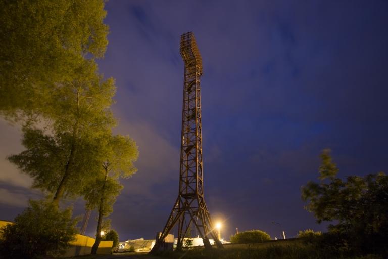 Stadiono bokštas
