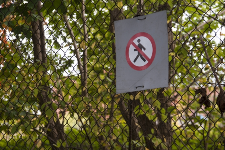 (Ne)pasivaikščiojimo vieta