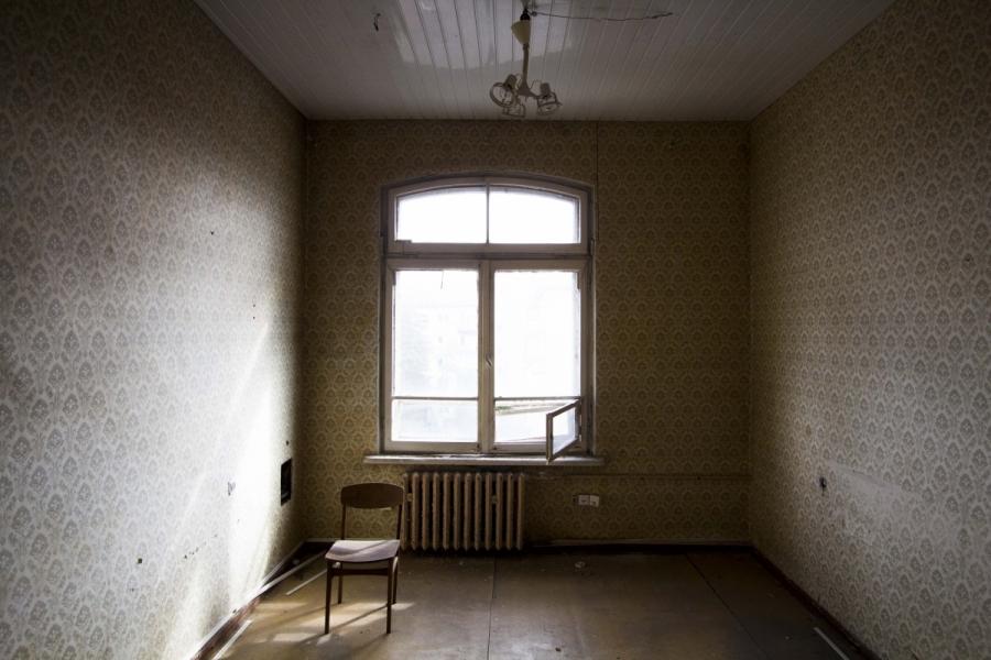 Tuščias kabinetas