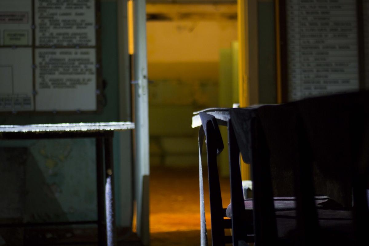 Slėptuvės patalpos