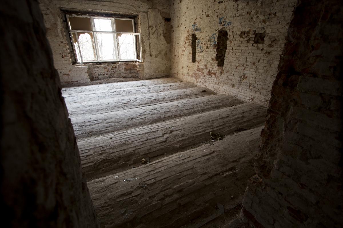 Banduotos grindys