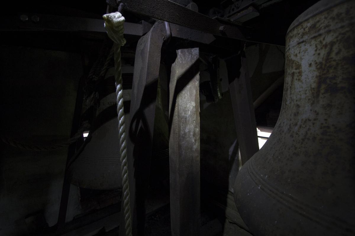Varpai bokšte