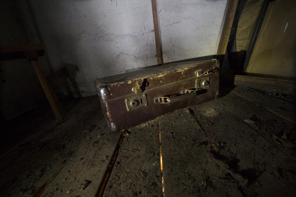 Senas lagaminas