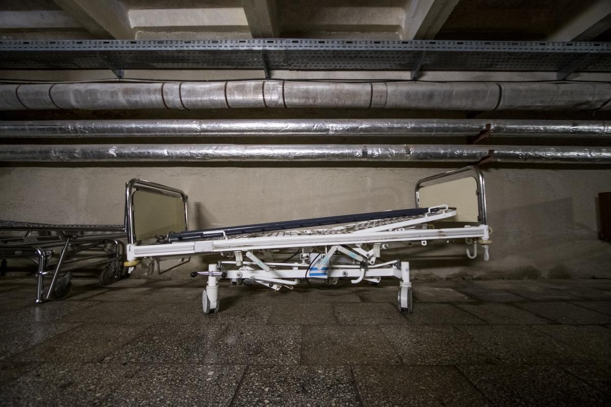 Ligoninės tuneliai