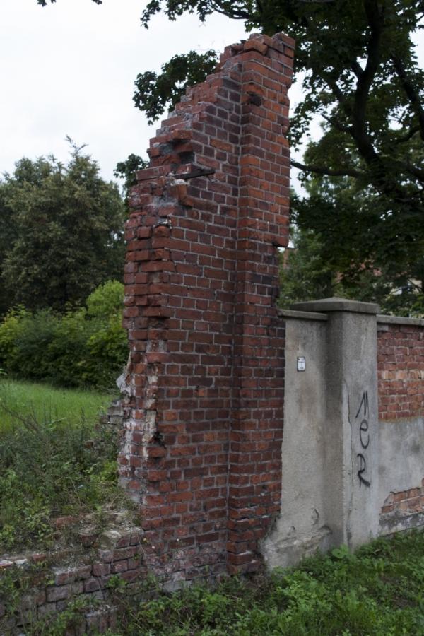 Sienos likučiai