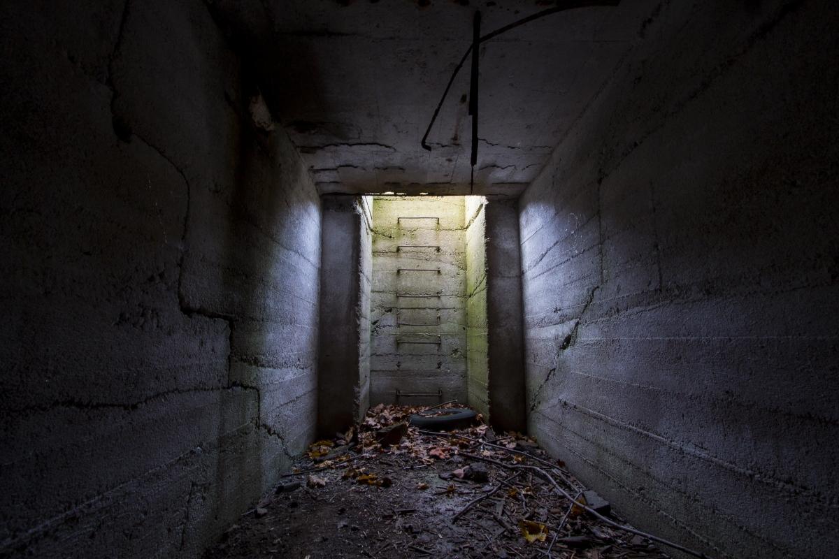 Kapinių slėptuvė