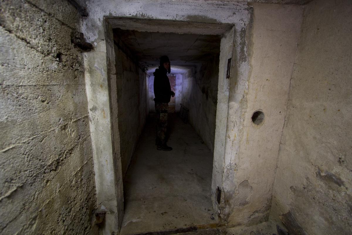 Slėptuvės patalpa