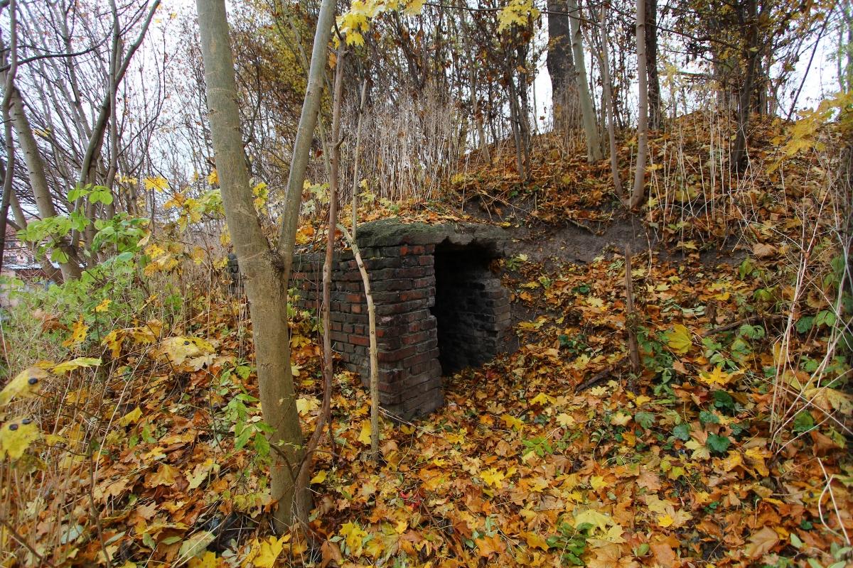 Slėptuvė bastionai