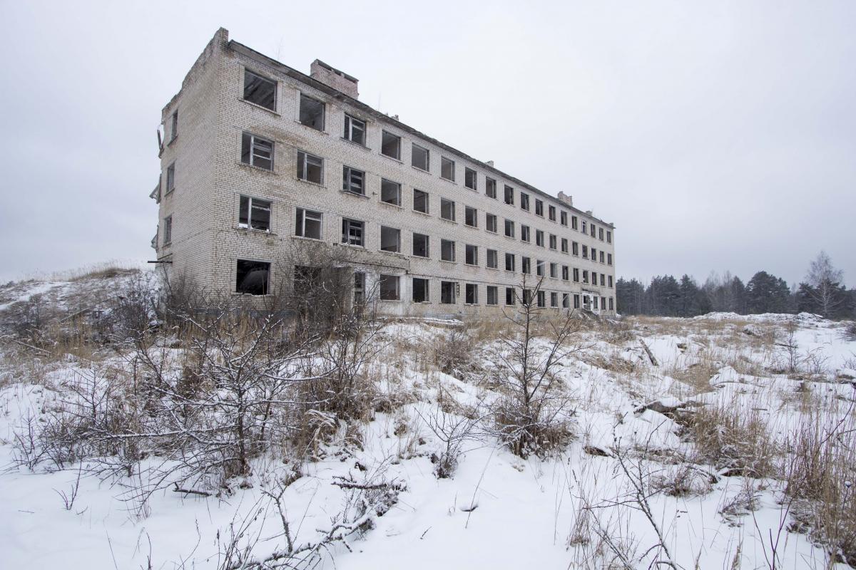 Kareivių barakas